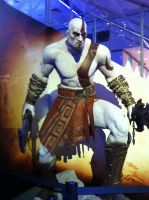 Kratos is back by Kenshiro-FDP