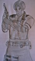 Leon S Kennedy DC1 by Tabs2505