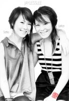 JAYESSLEE - Sonia and Janice by WilliamTin