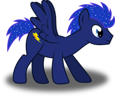 Night Thunder by Hourglass-Vectors
