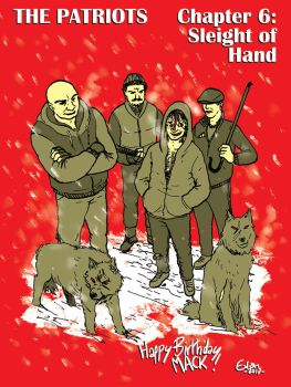 Sleight of Hand by basklin