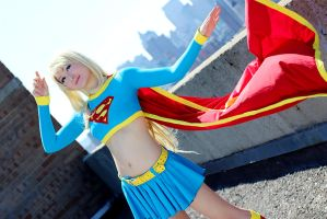 Sun Shine - Supergirl by Mostflogged