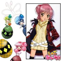 Shugo Chara Wallpaper by OnigiriStar