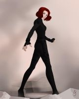black widow - romanoff by alanna11