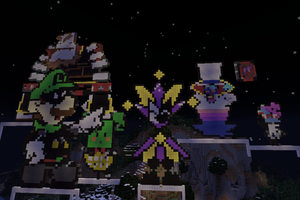 count blecks team fully finished by chappy-rukia