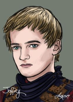 Joffrey - Game of Thrones by bratchny