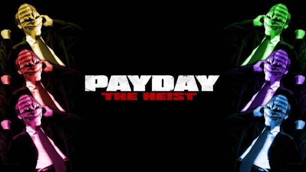 PAYDAY The Heist - Business Party? by CuttingTheBullet