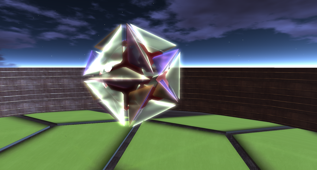 Great Dodecahedron 3 by Fox012345