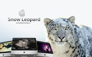 Snow Leopard Boot Vista by jpapollo