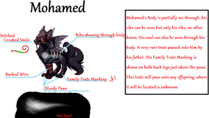 Ovipets - Mohamed by MEWillow
