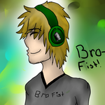 PewDiePie by TheCryinShadow