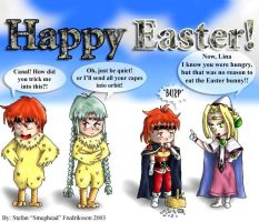 An Old Happy Easter by Warran