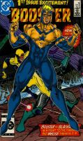 Classic Booster Gold by RWhitney75