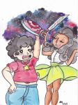Steven And Connie by Alexandria-Paige