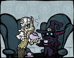 lich teaparty by catdidit