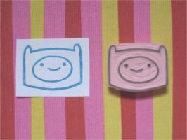 Finn Stamp OuO by xxNostalgic