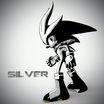 Silver - Another Freestyle Render by K4VE