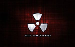 Biohazard Wallpaper Red by philthedrill