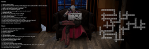 Crossword. Devil may cry (English version) by Taitiii
