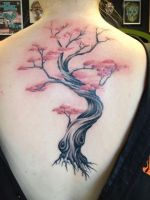 Blossom tree by kayleytatts