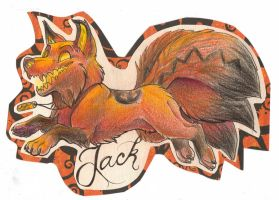 Jack Badge by Ifus