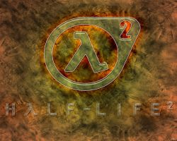 Half-Life 2 Grunge Wallpaper 2 by Teri928