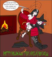 Happy Holloween From SM22 by SHRINKMASTER-X