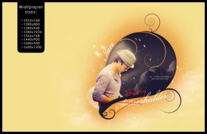 Sexyhalder wallpaper by ultraVioletSoul