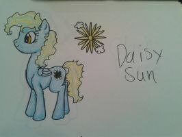 DaisySun colored by fairyfur12345