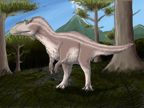 30 day dinosaur challenge 1 by AMEcco