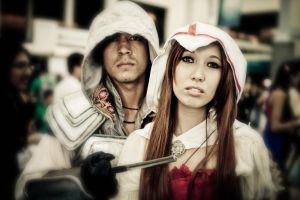 AX2011 - Assassins Creed by MikeRollerson
