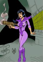 Amber from The Centurions by violencejack666