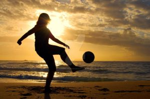 Beach Soccer by game-breaker