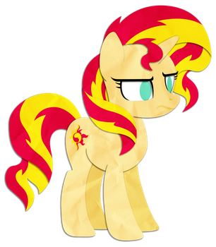 RT Characters: Sunset Shimmer by Narflarg