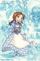 TWWoO: Dorothy by cirgy