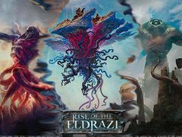 RiseOfTheEldrazi -wallpaper- by Tossu-sama