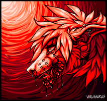 Blood by Virusaurus
