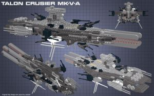 Talon Crusier MK-V-A by usstodd