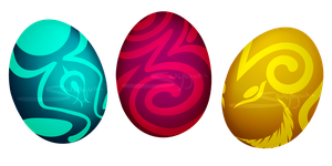 PTA-Mystery Egg Adopts [closed] by swiftyuki