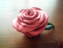 pink rose *not for sale* by sky-amethyst