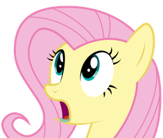 Watermouth Fluttershy by liamwhite1