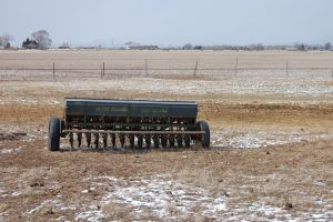 john deere waiting for the spring planting by bluu78