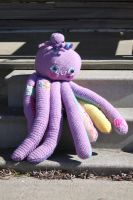 Patches the Octopus and Mini-Patches by CraftedKansas