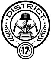 District 12 Seal by trebory6