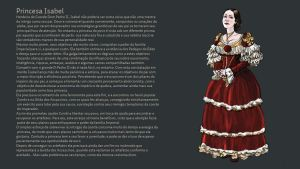 Assassins Creed in Brazil- Princesa Isabel by Artigas