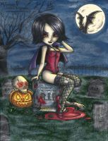 2013 Halloween Contest by Chalaya