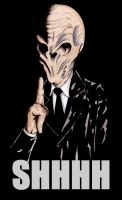 Silence by Nick-of-the-Dead