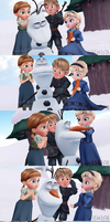 Do you want to build a snowman? by wintrydrop