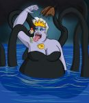The Little Mermaid: Bad End (VORE) by ProfessorDoctorC