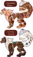 Candingos [SOLD] by Solar-Paragon